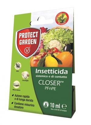 Insetticida Closer PFnPE Disponibile nei Formati 10 - 25 ml
