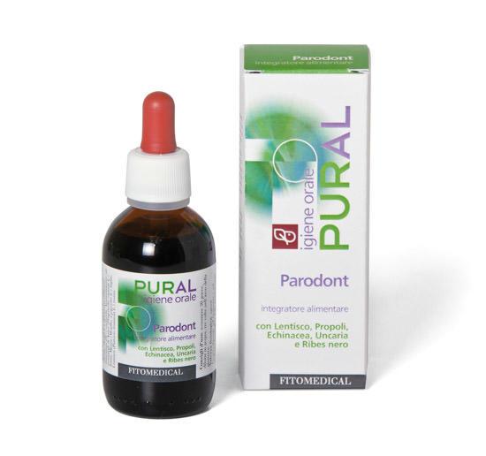 Fitomedical - Pural Parodont