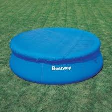 Telo top copertura piscina bestway 58034 per piscina gonfiabile cm 366