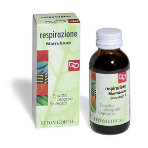 Fitomedical - EIS Respirazione Marrubium