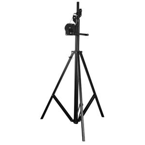SHOWTEC - WIND-UP LIGHTSTAND 4 M SWL 40 kg