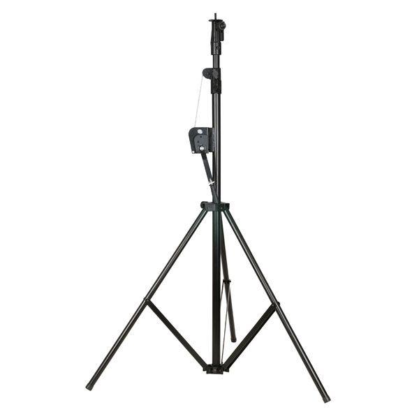 SHOWTEC - WIND-UP LIGHTSTAND 3000MM Carico massimo 20kg