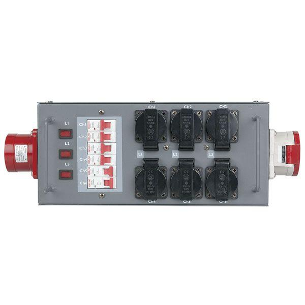 SHOWTEC SPLIT POWER 32