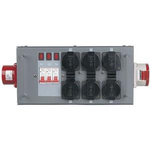 SHOWTEC SPLIT POWER 16