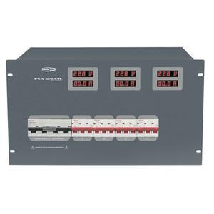 SHOWTEC - PSA-125A4C 4 x MCB, uscita CEE