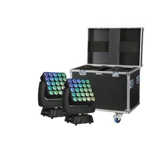 Infinity - IM-2515 SET 2 pezzi con Flightcase Premium