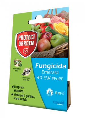 Fungicida Emerald EW 40 PFnPE Disponibile nei Formati 10 - 50 - 250 ml