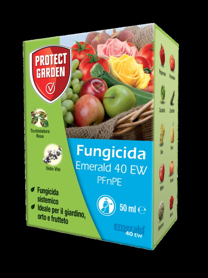Fungicida Emerald EW 40 PFnPE Disponibile nei Formati 10 - 50 - 250 ml