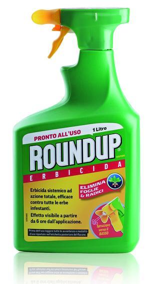 Erbicida Roundup RTU Rapido 1 L