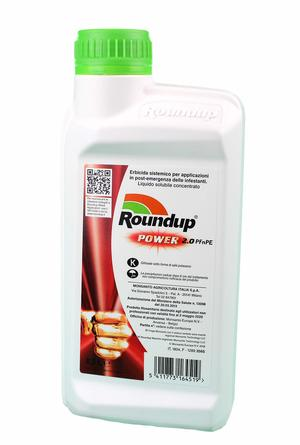 Erbicida Roundup Power 2.0 500 ml