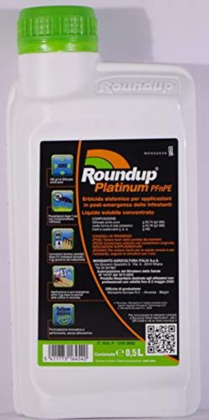 Erbicida Roundup Platinum 500 ml