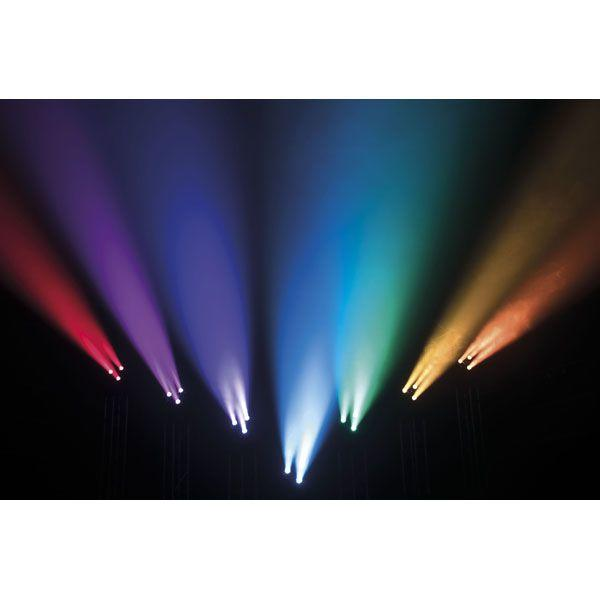 Infinity - IW-1240 RDM Wash RGBW, Zoom elettronico