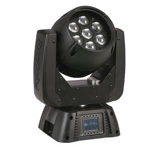 INFINITY - IW-720 RDM Wash RGBW, Zoom elettronico