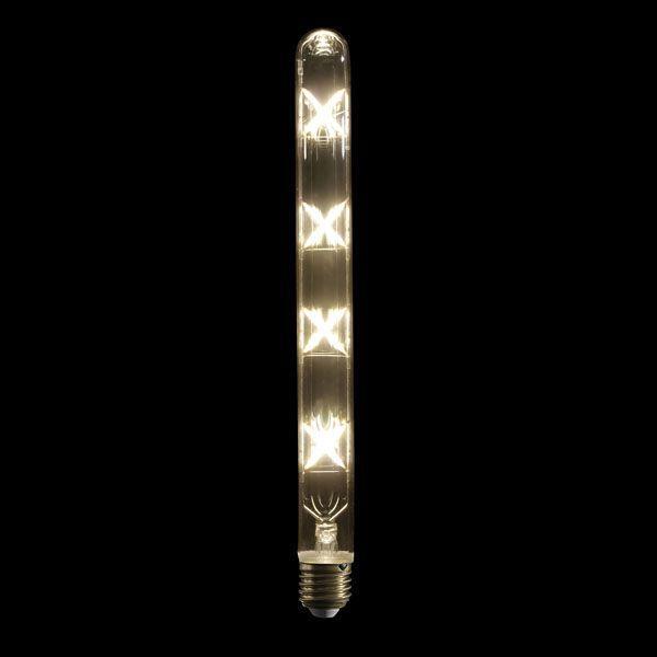 SHOWTEC - LED FILAMENT BULB T9 300mm, Filamento incrociato