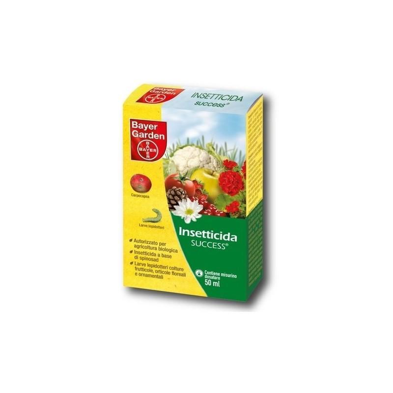 Insetticida Success SC120 Disponibile nei Formati 10 - 50 ml