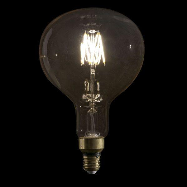 SHOWTEC - LED FILAMENT BULB R160 6W, regolabile con dimmer
