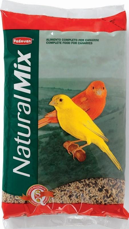 Padovan Natural MIx Canarini - 5 Kg.