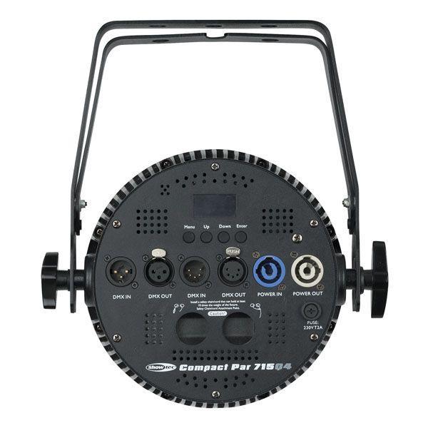 SHOWTEC - COMPACT PAR 7/15 Q4 RGBW