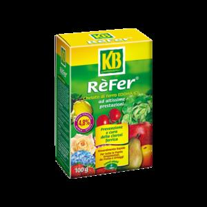 KB Refer Disponibile nei Formati 20 - 100 gr