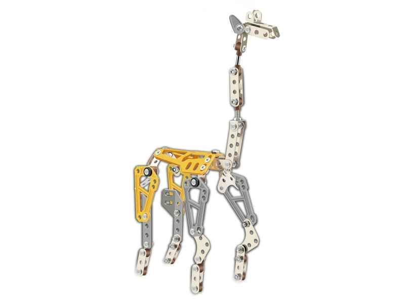 MAGICAL Metal Technics No.1875 Safari Giraffa 157 pezzi