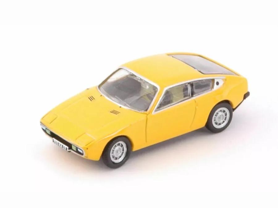 Matra -Simca Bagheera 1975 Sun Yellow - 1:87 Norev 574116