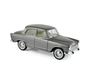 Simca Aronde Monthlèry Spèciale 1962 Metallic Grey - 1:87 Norev 576085