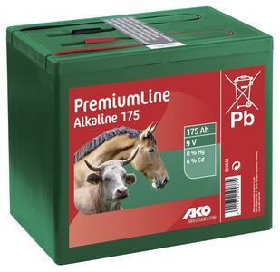 Batteria Alcalina 9 V 175 Ah
