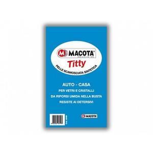 Pelle Scamosciata sintetica Macota 53X43CM. , Titty - auto,casa Made in Italy
