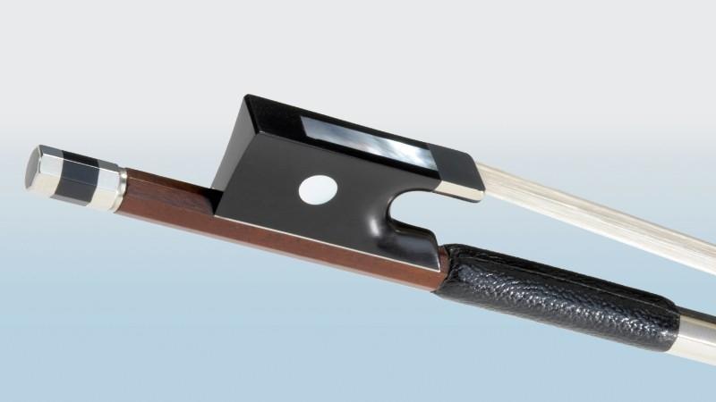 DORFLER mod. 6 - Archetto in legno brasile per violino