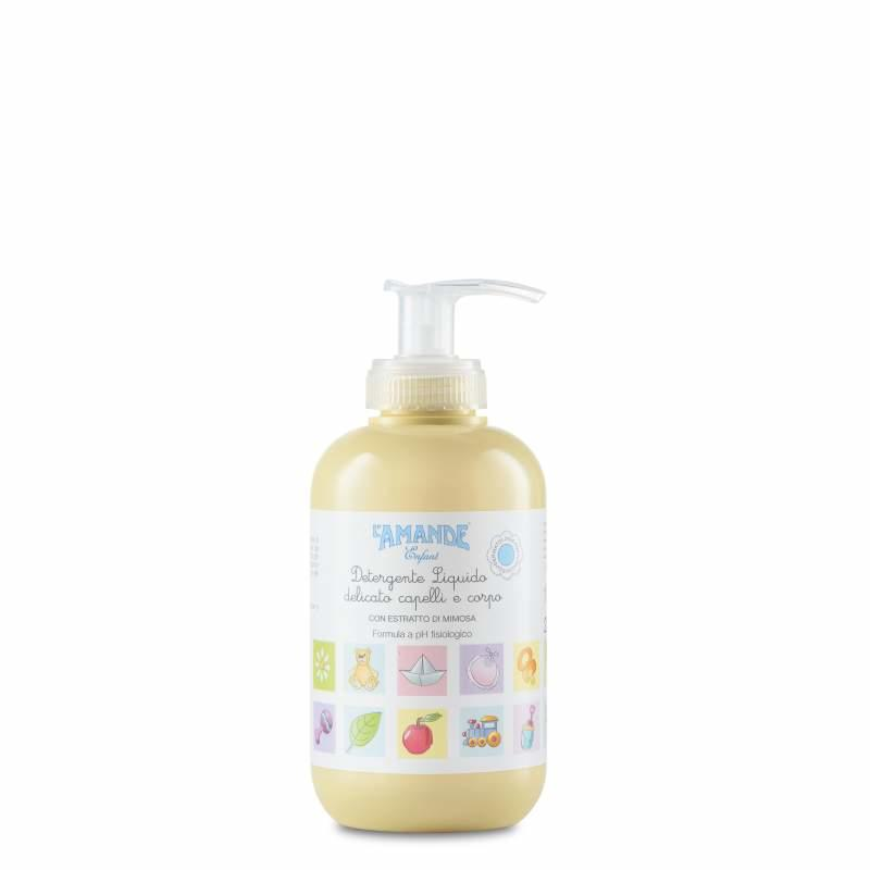 Detergente Corpo Capelli Enfant L'Amande