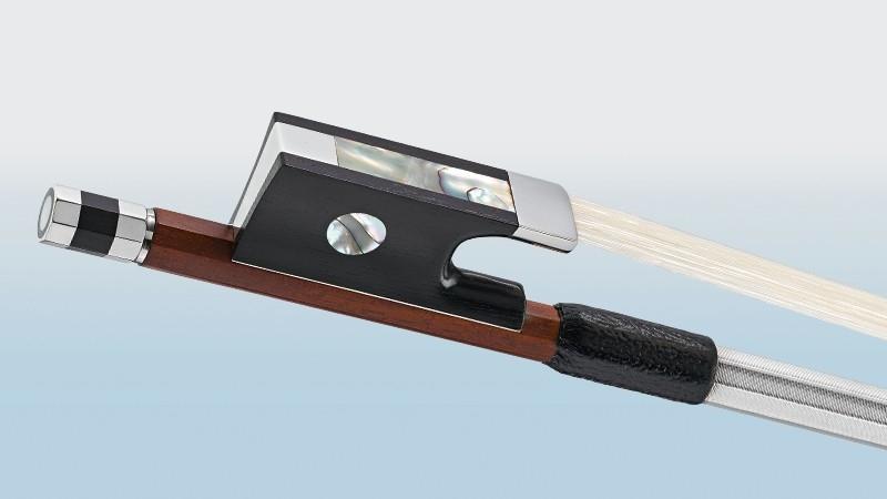 DORFLER mod. 17 ottagonale - Archetto in legno di pernambuco per violino
