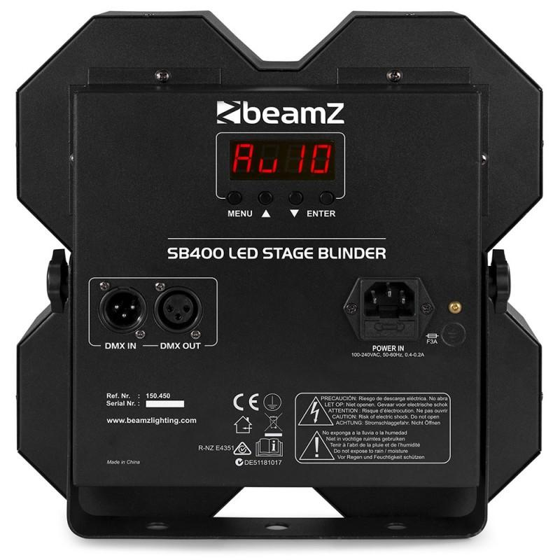 BeamZ SB400