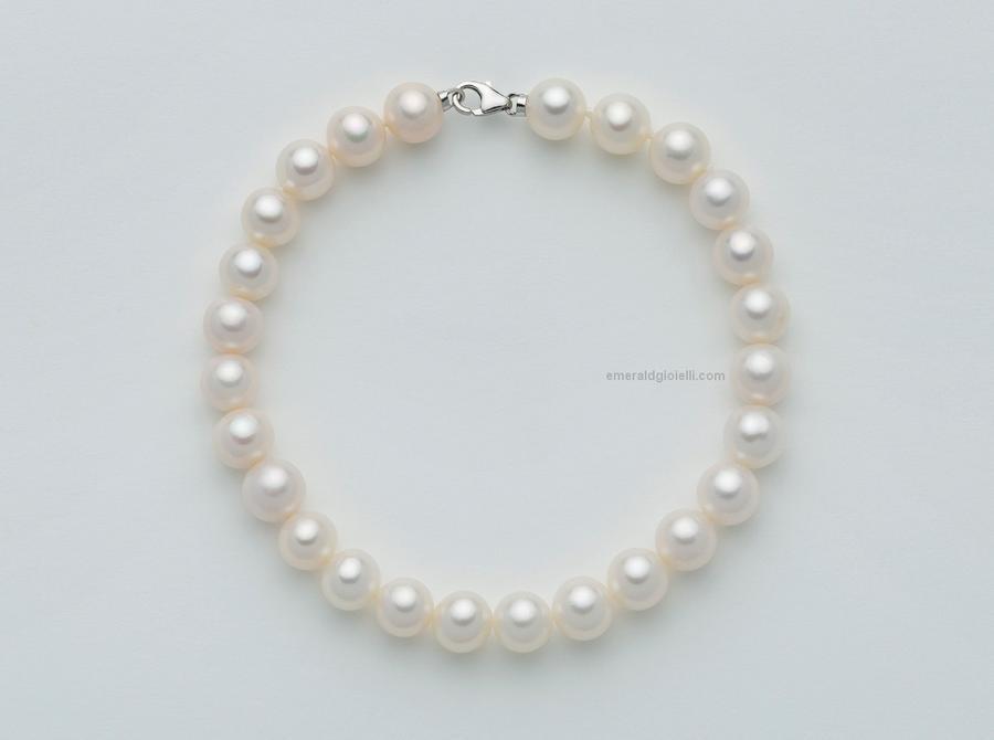 pbr1678 Bracciale di Perle Miluna -