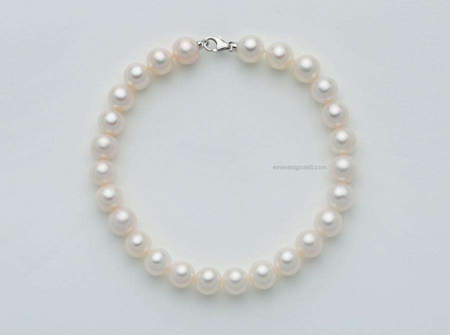 pbr1676 Bracciale di Perle Miluna -