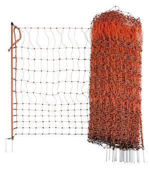 Rete Elettrificabile per Pollame 112 cm h x 50 m