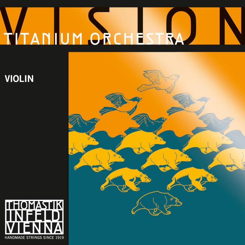 Vision Titanium Orchestra VIT100o