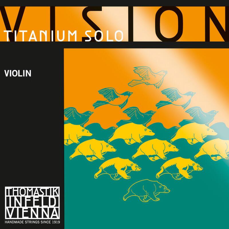 Vision Titanium Solo VIT100