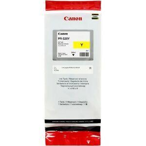 Cartuccia Canon PFI-320Y -300ml