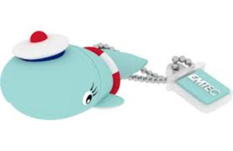 MEMORIA USB2.0 M337 16GB Animalitos Whale