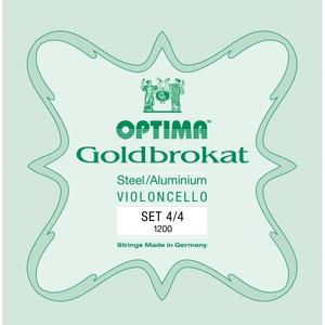 Lenzner Optima Goldbrokat