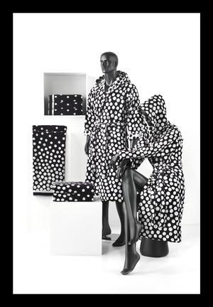 Accappatoio Mirabello Carrara modello Reims sia da donna che da uomo