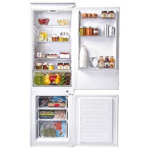 CANDY frigorifero combinato ad incasso 250lt A+ BIANCO CKBBS 100