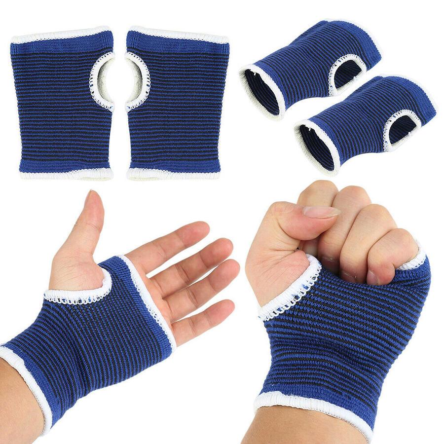 Guanto per supporto mano polso palmare fasciatura elastica palestra