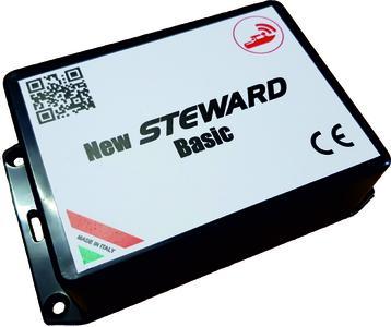 Tracker Localizzatore per Barca Funzione Antifurto e Monitoraggio Rada mod. New Steward Basic