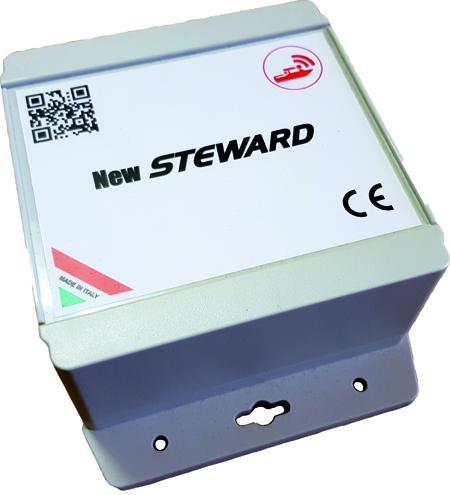 Tracker Localizzatore per Barca Funzione Antifurto e Monitoraggio Rada mod. New Steward