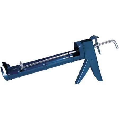 Pistola per cartucce silicone in lamiera mm 225