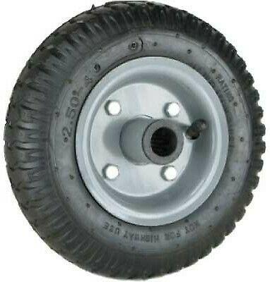Ruota pneumatica per carrelli a. lungo mm 260x85 - portata kg 150