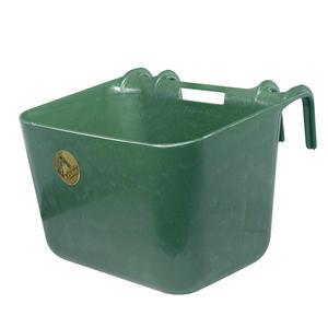Mangiatoia PVC Verde 30 lt