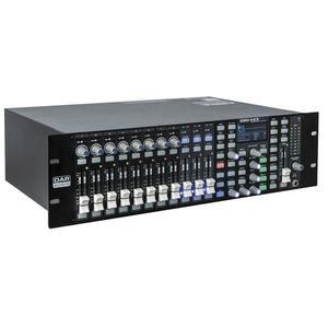 DAP - GIG-143 TAB - Mixer digitale a 14 canali, comprensivo di dinamiche e DSP