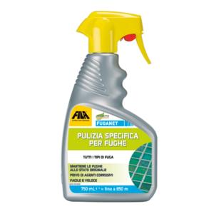 Pulitore spray per fughe FUGANET 750ml Fila nuovo
